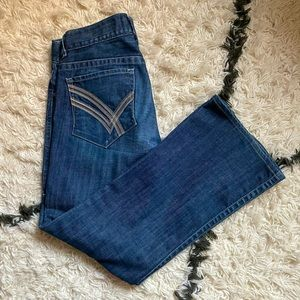 William Rast Billy Flare Jeans Mens size 33